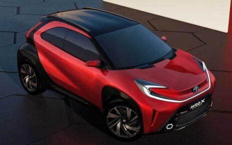 A Segment Crossover: Karşınızda Üçüncü Nesil Toyota Aygo X Prologue