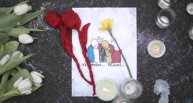 Brüksel'deki can kaybı 38'e yükseldi