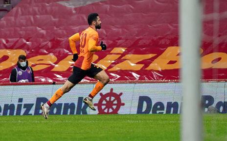 Emre Akbaba'nın bu sezonki 2. golü