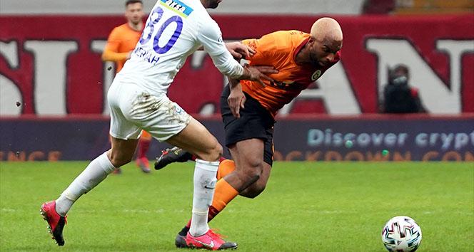Galatasaray son 4 maçta 8 puan kaybetti